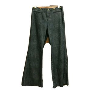 Ralph Lauren Jeans Co Women Blue Red Pinstripe  4